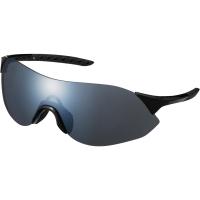 Shimano CE ARLS1 Okulary rowerowe metallic black smoke silver