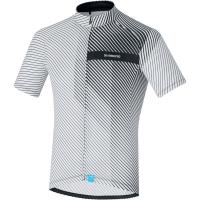 Shimano Climbers Jersey Koszulka rowerowa z krótkim rękawem white
