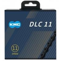 KMC DLC ACE 11 Łańcuch 11 rzędowy 118 ogniw + spinka