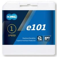 KMC E101 EPT Łańcuch 1 rzędowy 112 ogniw + spinka