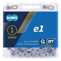 KMC X1 EPT Łańcuch 1 rzędowy 130 ogniw + spinka