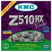 KMC Z510NP BMX Łańcuch 1 rzędowy 112 ogniw + spinka