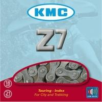 KMC Z7 GY Łańcuch 8 rzędowy 114 ogniw oem