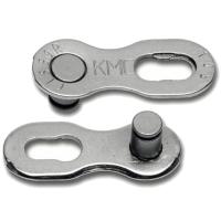 KMC CL-559R 10R Spinka do łańcucha 10 rzędowa srebrna