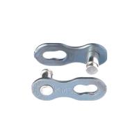 KMC CL-573R 8R EPT Spinka do łańcucha 8 rzędowa srebrna
