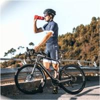 Zefal Sense Pro 80 Bidon rowerowy 800ml czerwono czarny