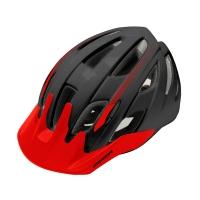 Merida Young Kask rowerowy MTB Black-Red