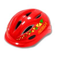 Merida Mini Kask rowerowy dziecięcy uniwersalny Red