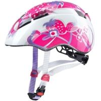 Uvex Kid 2 Kask rowerowy dziecięcy pink strawberry