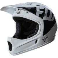 Fox Rampage Landi Kask rowerowy MTB Full Face White