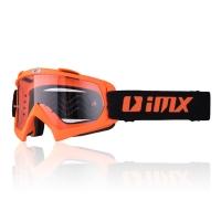 IMX Mud Gogle Pomarańczowe