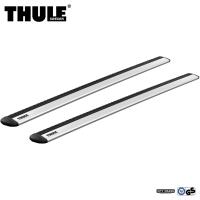 Thule WingBar Evo Belki bazowe bagażnika dachowego srebrne