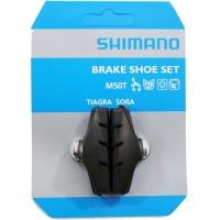 Shimano M50T Klocki hamulcowe szosowe V-brake