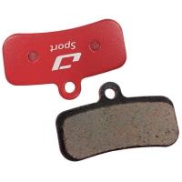 Jagwire Klocki hamulcowe tarczowe Sport Semi-Metallic Shimano Saint M820 / M810 / ZEE M640 pół-metaliczne