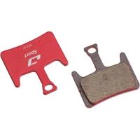 Jagwire Klocki hamulcowe tarczowe Sport Semi-Metallic Hayes Prime / Pro / Comp pół-metaliczne