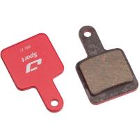 Jagwire Klocki hamulcowe tarczowe Sport Semi-Metallic Tektro pół-metaliczne