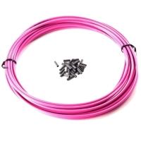 Jagwire LEXTM Pancerz linki przerzutki MTB / Szosa różowy