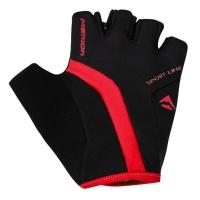 Merida Sport Line Rękawiczki rowerowe bez palców Black-Red