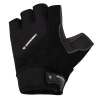 Merida Power Short Finger Rękawiczki rowerowe bez palców Black-Grey