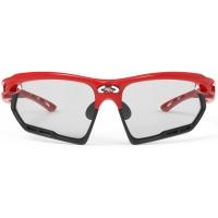 Rudy Project Okularysportowe Fotonyk Fire Red Gloss - ImpactX Photochromic 2 Black