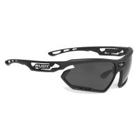 Rudy Project Okularysportowe Fotonyk Black Matte - Polar 3FX HDR Grey Laser