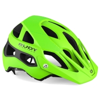 Rudy Project Protera Kask MTB Lime Fluo Black Matte