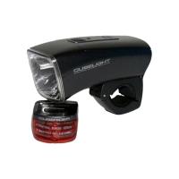 Sigma Cubelight + Cuberider Zestaw lampek czarny