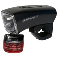 Sigma Cubelight + Cuberider Zestaw lampek aku czarny