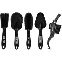 Muc-Off Premium Brush Kit Set Zestaw szczotek 5szt.
