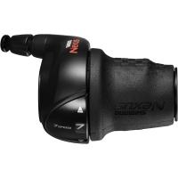 Shimano SL C3000 Nexus Manetka dźwignia przerzutki 7 biegowa prawa czarna