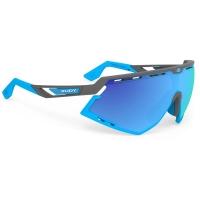 Rudy Project Defender RP Optics Okulary szosowe triathlon MTB niebiesko szare
