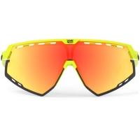 Rudy Project Defender RP Optics Okulary szosowe triathlon MTB żółto czarne