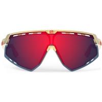 Rudy Project Defender RP Optics Okulary szosowe triathlon MTB złoto granatowe