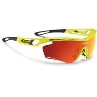 Rudy Project Tralyx RP Optics Okulary szosowe triathlon biegowe żółto czarne
