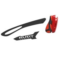 Rudy Project Tralyx Zestaw do kastomizacji black white fire red