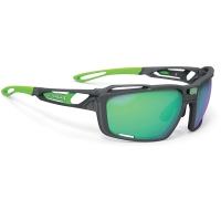 Rudy Project Sintryx Polar 3FX HDR Okulary rowerowe triathlon MTB grafitowo zielone