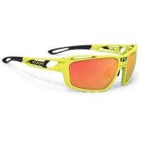 Rudy Project Sintryx Polar 3FX HDR Okulary rowerowe triathlon MTB żółto czarne