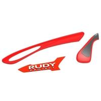 Rudy Project Sintryx Zestaw do kastomizacji Red Fluo