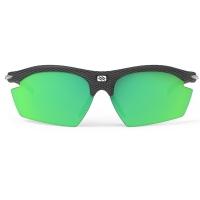 Rudy Project Rydon Polar 3FX HDR Okulary szosowe triathlon MTB biegowe czarno zielone