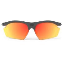 Rudy Project Rydon Polar 3FX HDR Okulary szosowe triathlon MTB biegowe czarno pomarańczowe