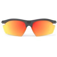 Rudy Project Rydon RP Optics Okulary szosowe triathlon MTB biegowe grafitowo pomarańczowe