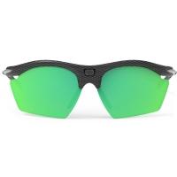 Rudy Project Rydon Slim Polar 3FX HDR Okulary szosowe triathlon MTB biegowe grafitowo zielone