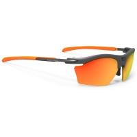 Rudy Project Rydon Slim Polar 3FX HDR Okulary szosowe triathlon MTB biegowe grafitowo pomarańczowe