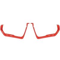 Rudy Project Bumpers Kit Zestaw gumowych ochraniaczy red fluo