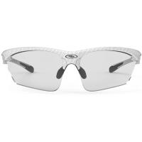 Rudy Project Stratofly ImpactX Okulary szosowe biegowe białe