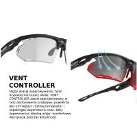 Rudy Project Stratofly RP Optics Okulary szosowe biegowe czarne