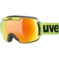 Uvex Downhill 2000 CV Gogle narciarskie colorvision yellow lime mirror orange