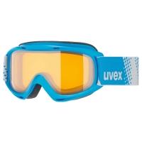 Uvex Slider LGL Gogle narciarskie blue lasergold lite clear
