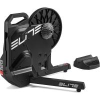 Elite Suito Trenażer rowerowy Interactiv pomiar mocy ANT+ FE-C Bluetooth + kaseta Shimano 105