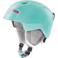 Uvex Manic Pro Kask narciarski snowboard junior mint mat